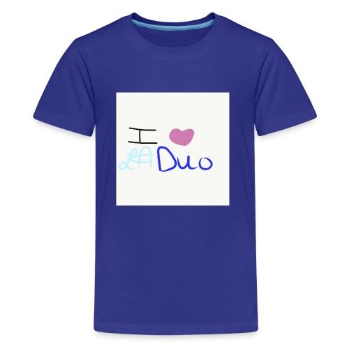 LA Duo - Kids' Premium T-Shirt