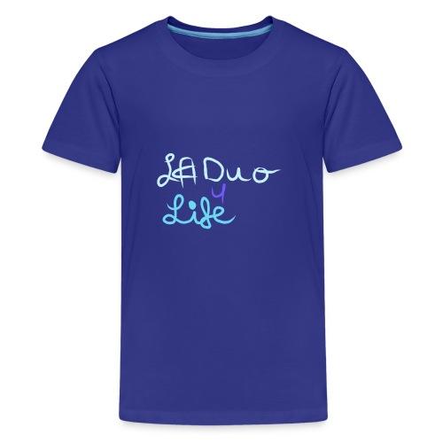 LA Duo 4 Life - Kids' Premium T-Shirt