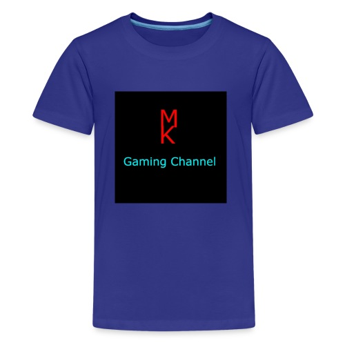 Old Memankyle Logo - Kids' Premium T-Shirt