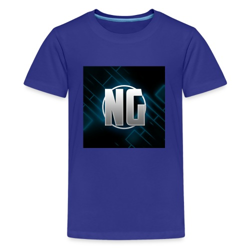 NadhirGamer Merch - Kids' Premium T-Shirt