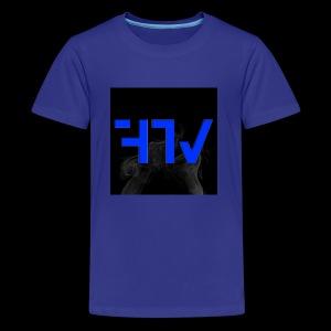 F3ars TV Logo - Kids' Premium T-Shirt