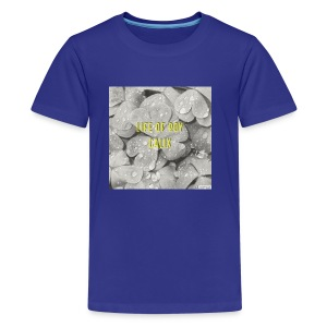 NEW ROY CALIX MERCH - Kids' Premium T-Shirt