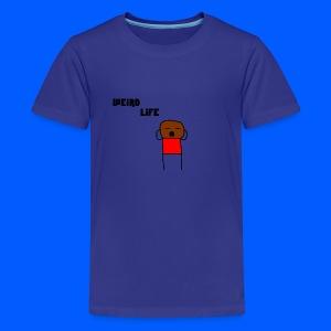 Weird Life - Kids' Premium T-Shirt