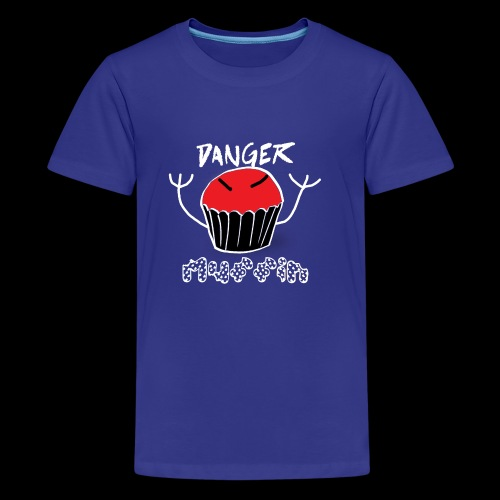 Danger Muffin - Kids' Premium T-Shirt