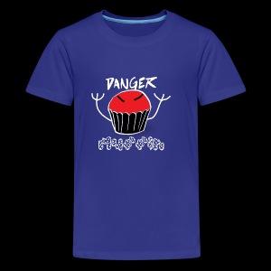 Danger Muffin - Kids' Premium T-Shirt