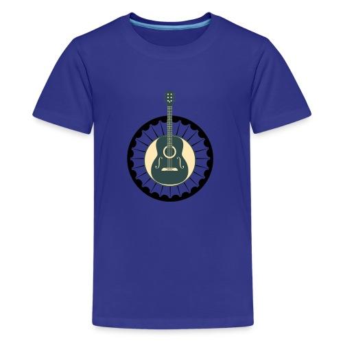 guitar mexican - Kids' Premium T-Shirt