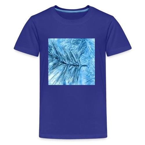 Frozen hoodie - Kids' Premium T-Shirt