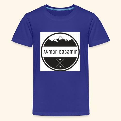 Ayman Babamir - Kids' Premium T-Shirt