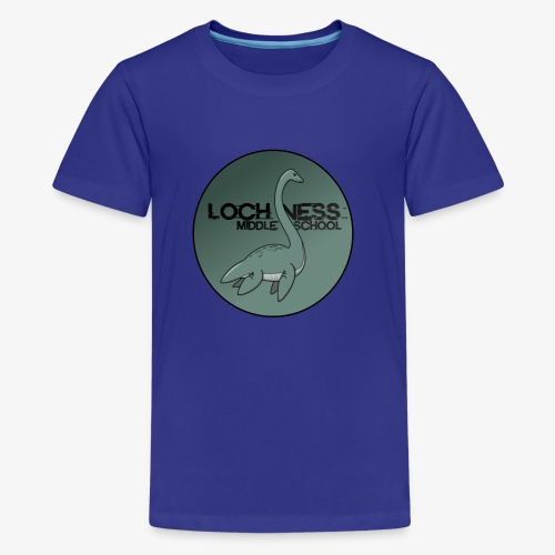 LOCH NESS - Kids' Premium T-Shirt