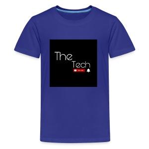 The Tech t-shirts - Kids' Premium T-Shirt