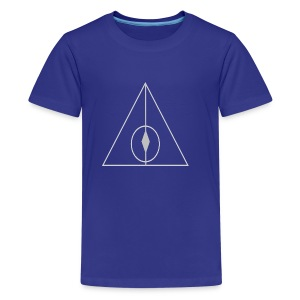 Harry Potter Deathly Hallows - Kids' Premium T-Shirt