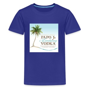PapoJs Labels Logo - Kids' Premium T-Shirt