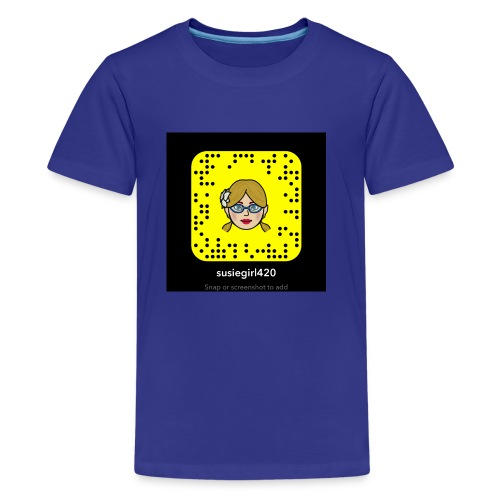 Susiegirl420 - Kids' Premium T-Shirt