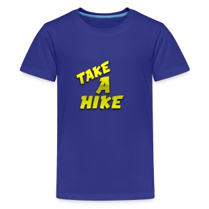 TakeAHike Merch - Kids' Premium T-Shirt