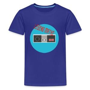 Legend Matho RETRO logo! - Kids' Premium T-Shirt