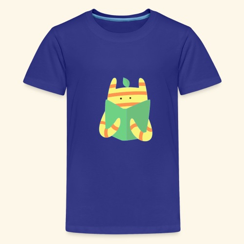 book monster - Kids' Premium T-Shirt