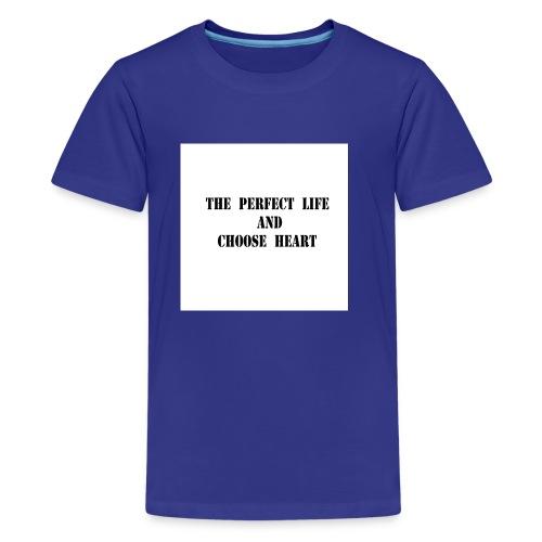 Choose Heart - Kids' Premium T-Shirt