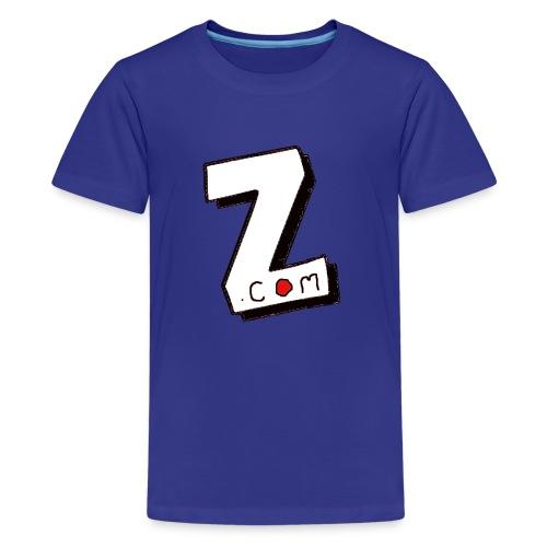 Zvigaba.com - Kids' Premium T-Shirt