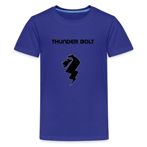 Lion thunder shirts,hoodies and accessories - Kids' Premium T-Shirt