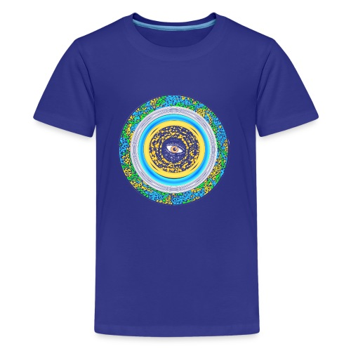 pattern - Kids' Premium T-Shirt
