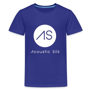 Acoustic Silk Clean - Kids' Premium T-Shirt