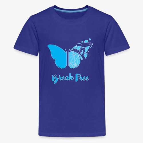 Break free - Kids' Premium T-Shirt