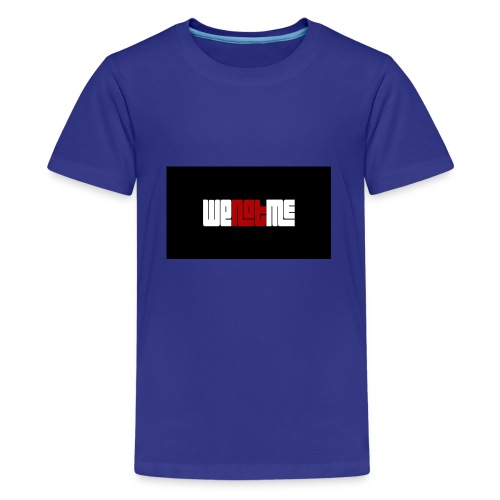 WE NOT ME CLASSIC LOGO - Kids' Premium T-Shirt