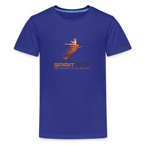 The SpiritTech Logo - Kids' Premium T-Shirt