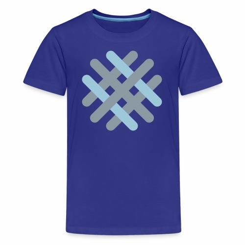 Quality Hill Logo - Kids' Premium T-Shirt