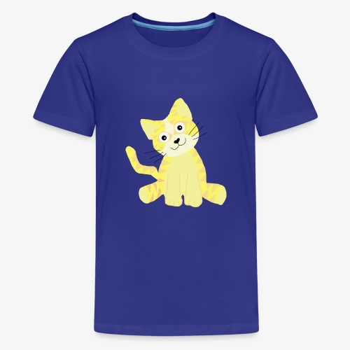 cute kitty - Kids' Premium T-Shirt