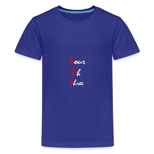 403 tee - Kids' Premium T-Shirt