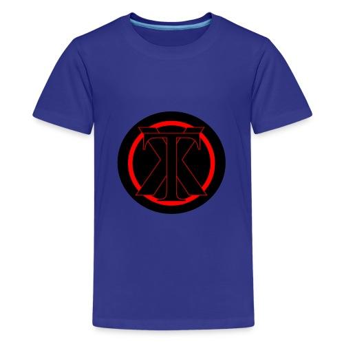 XenoTrader Logo New - Kids' Premium T-Shirt
