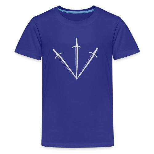 Guard of the White Cloaks Insignia - Kids' Premium T-Shirt
