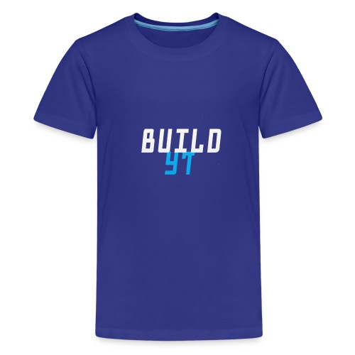 BuilderYt - Kids' Premium T-Shirt