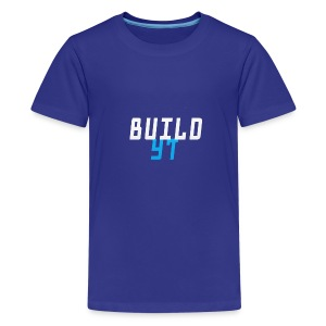 BuilderYt - Kids' Premium T-Shirt