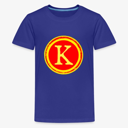 Kieththegod part of thecrafties - Kids' Premium T-Shirt