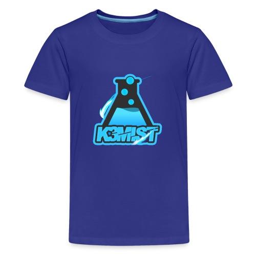 K3MISTRY Logo - Kids' Premium T-Shirt