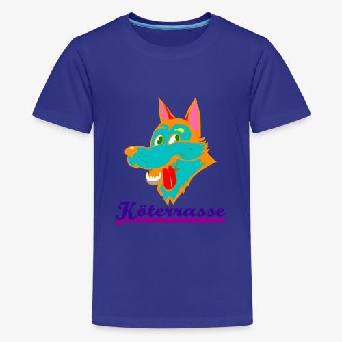 Köterrasse LGBT - Kids' Premium T-Shirt