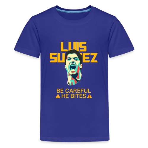 luis suarez - Kids' Premium T-Shirt