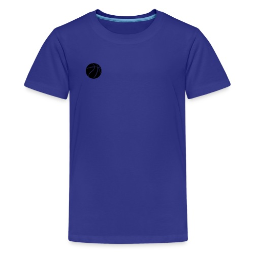Kids Basketball T-shirt - Kids' Premium T-Shirt