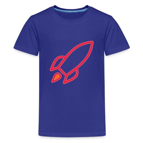 Rocket Cheap Women - Kids' Premium T-Shirt