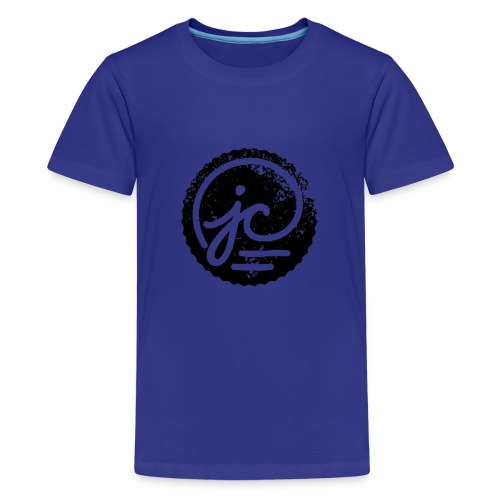 JoshuaCyrtisLogo - Kids' Premium T-Shirt