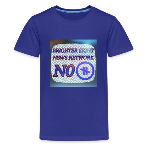 NO PAUSE - Kids' Premium T-Shirt