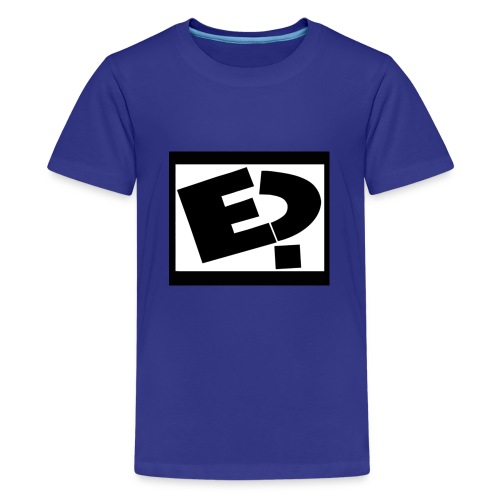 Rated E - Kids' Premium T-Shirt