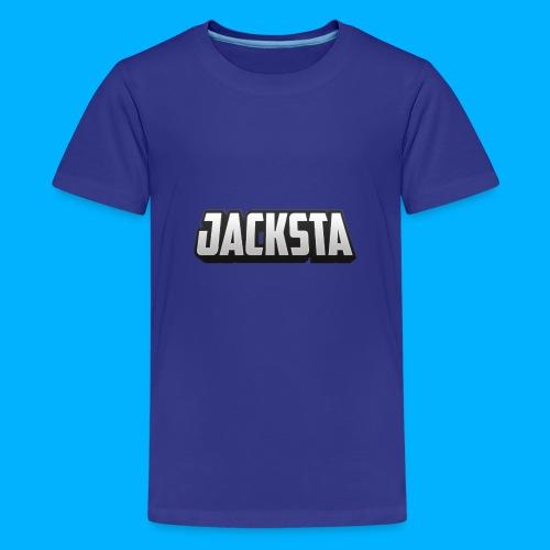 Jacksta - Winter and Autumn - Kids' Premium T-Shirt