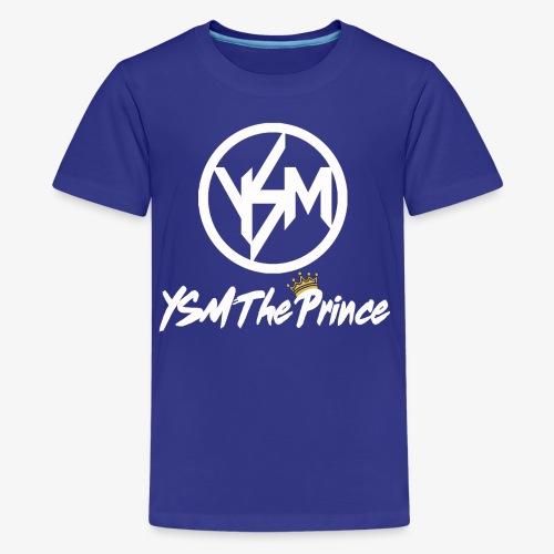 YSM The Prince - Kids' Premium T-Shirt