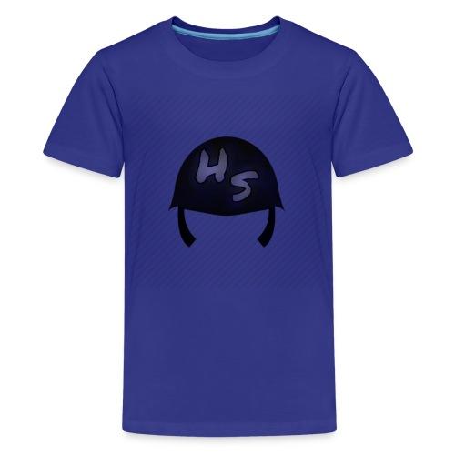 HistorySoldier Logo - Kids' Premium T-Shirt