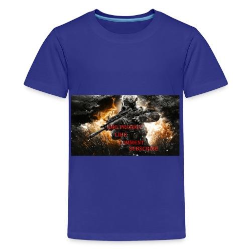 NMG Prodigy - Kids' Premium T-Shirt
