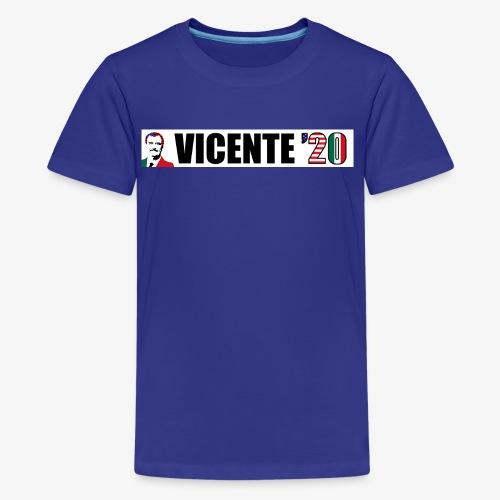 Vicente '20 - Kids' Premium T-Shirt