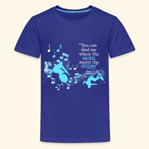 Musical8 - Kids' Premium T-Shirt